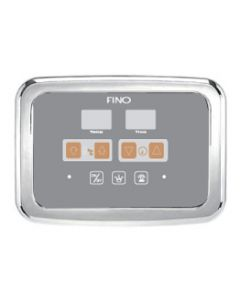 FINO Steam Generator Digital Control Panel